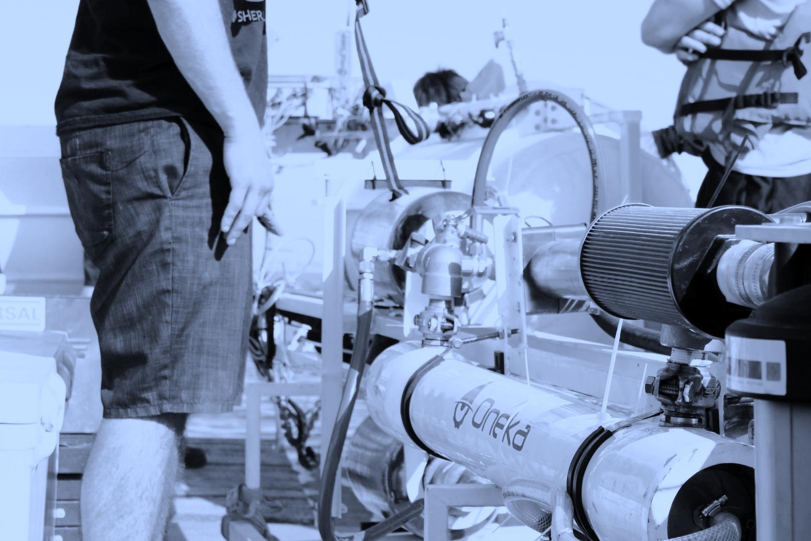 Sustainable desalination solution - Oneka Technologies %